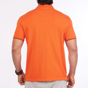 DB032 Polo Tee Shirts - Orange