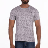 DB068 Crew Neck - Grey Melange