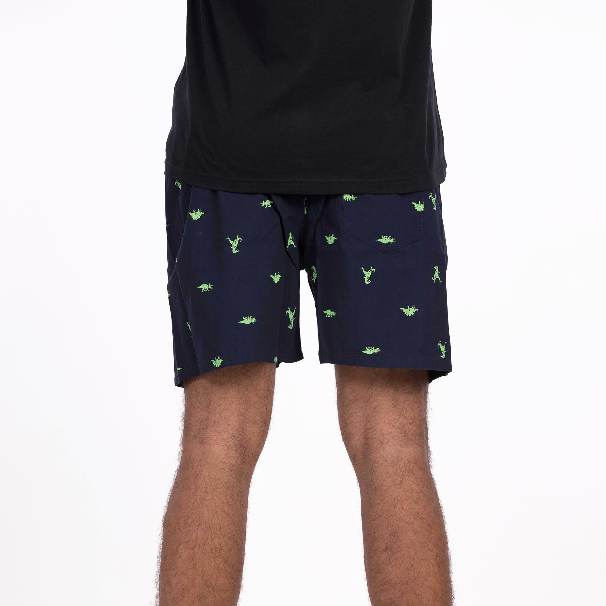 DMB01 Men's Boxer Shorts - Navy