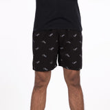 DMB01 Men's Boxer Shorts - Black