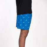 DMB01 Men's Boxer Shorts - Royal Blue
