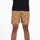 DMB01 Men's Boxer Shorts - Khaki