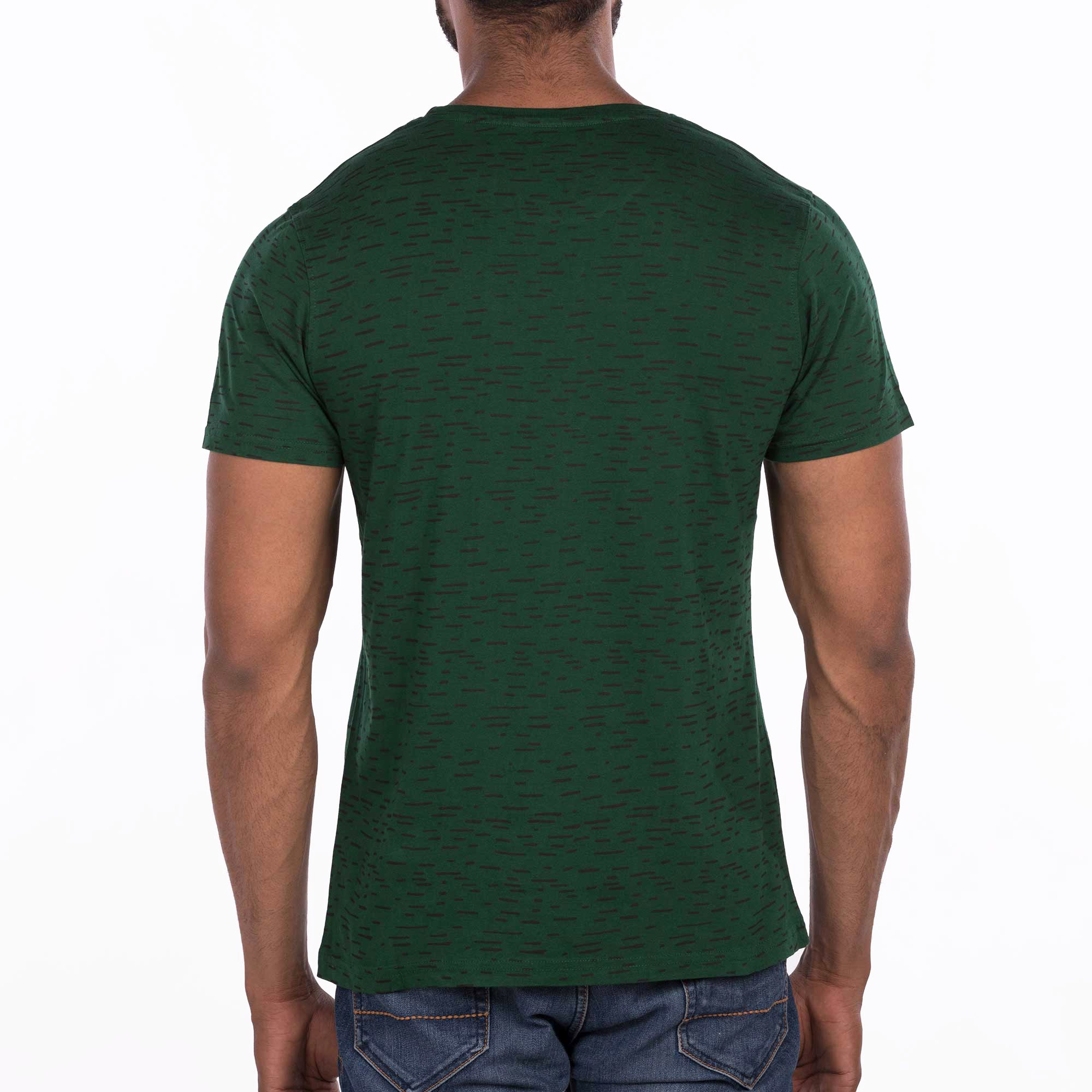 DB068 Crew Neck - Bottle Green