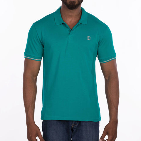 DB032 Polo - Royal Green