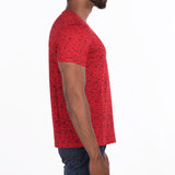 DB068 Crew Neck - Red