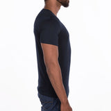 DB1000 2PCS Pack T-shirt - Navy & Brown