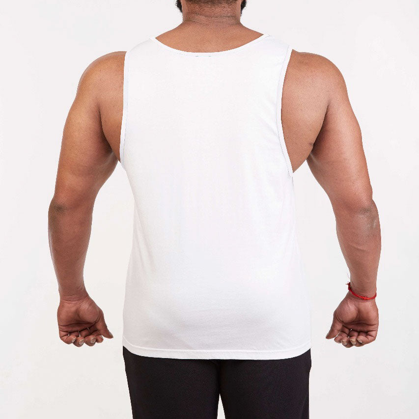 DB100 Tank Top White