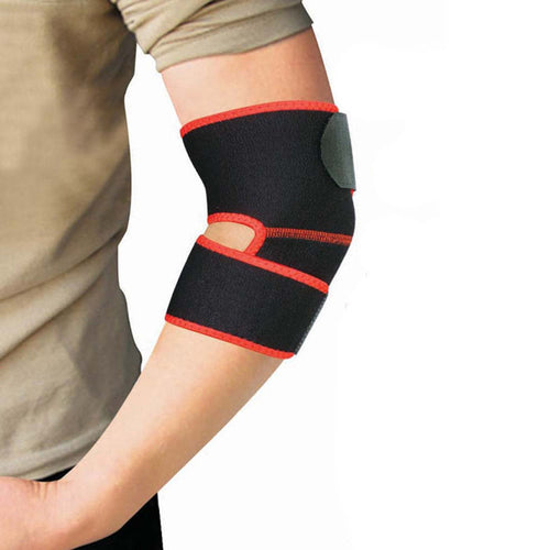 Strained Adjustable Elbow Protection