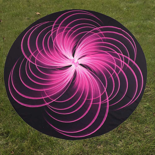 3D color Yoga Mat