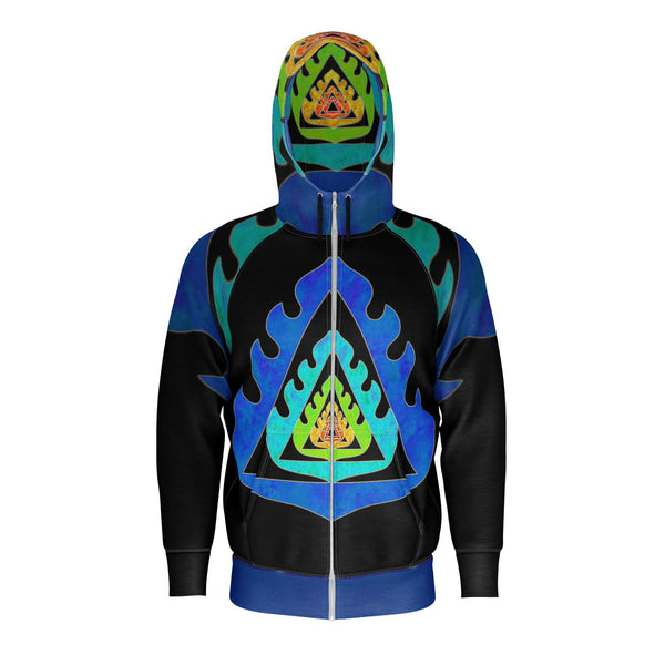 Spectral Fire  - Hoodie - choose colors