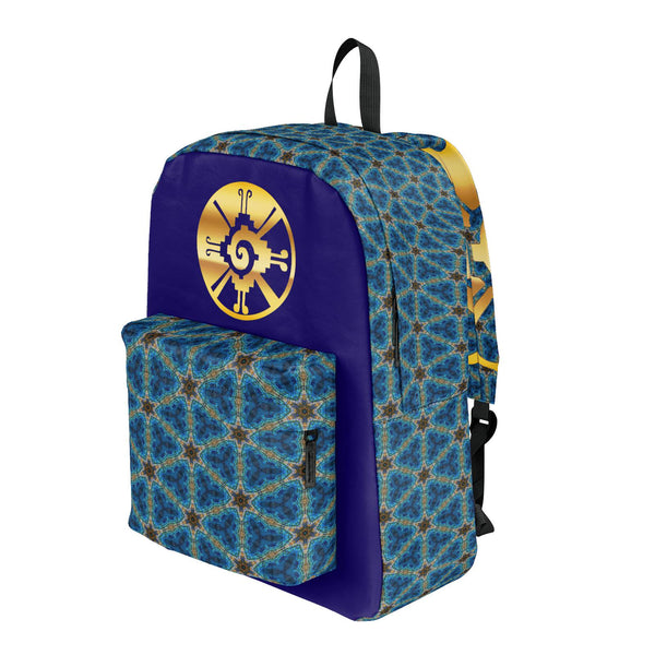 Galactic Butterfly - Choose Color-Bag-ONE SIZE-Sacred Geometry Web -Flower of Life backpacks and pencil Cases