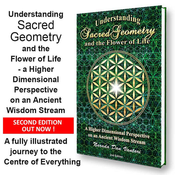 Our Book about Sacred Geometry - 2nd edition - FREE POSTAGE