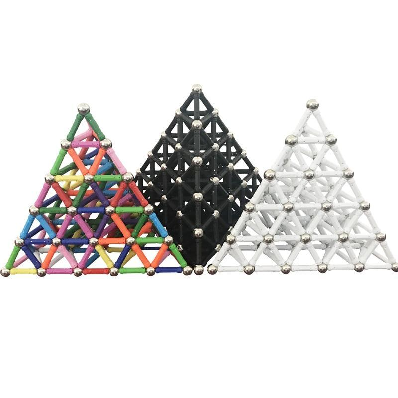 Sacred Geometry Magnet Sets 30/120/210 Sticks - Various Colours