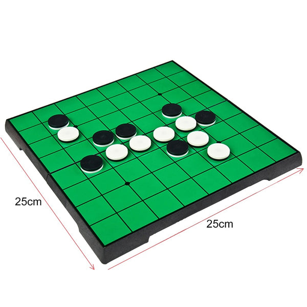 Magnetic 'Reversee' game