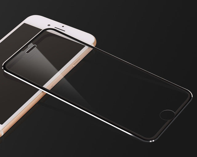 Protection iPhone Aluminum glas