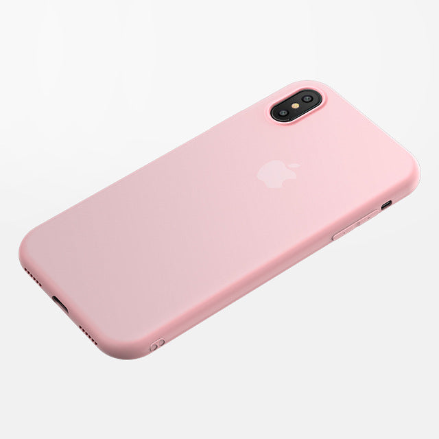 Coque iPhone X Candy Original