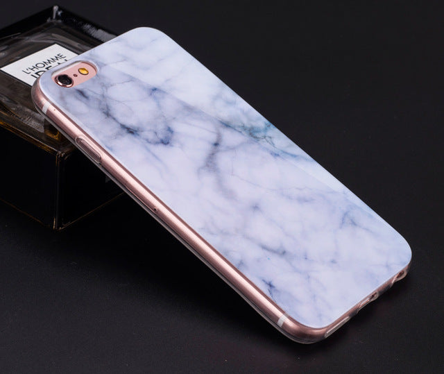 Housse I phone imitation marbre pour  iPhone 7 Plus, iPhone 6 Plus, iPhone 6s, iPhone 8 Plus, iPhone 5s, 6s iPhone plus, iPhone 8, iPhone 6, iPhone SE, iPhone 5, iPhon
