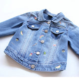 Denim Spring Jacket