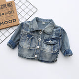 Baby Girls Denim Jacket