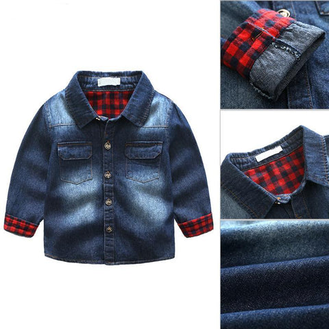 Baby Boys Denim Jacket