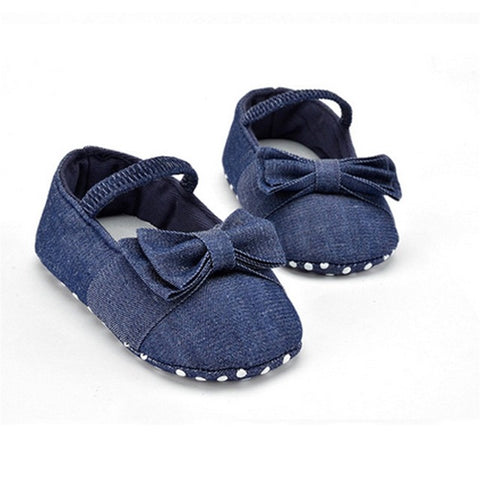 Fashion Denim Shoes