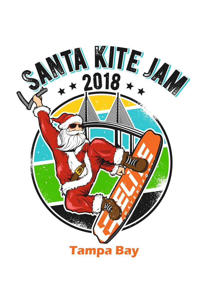 Short Sleeve Santa Clause (Elite Watersports)