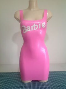 Latex Barbie