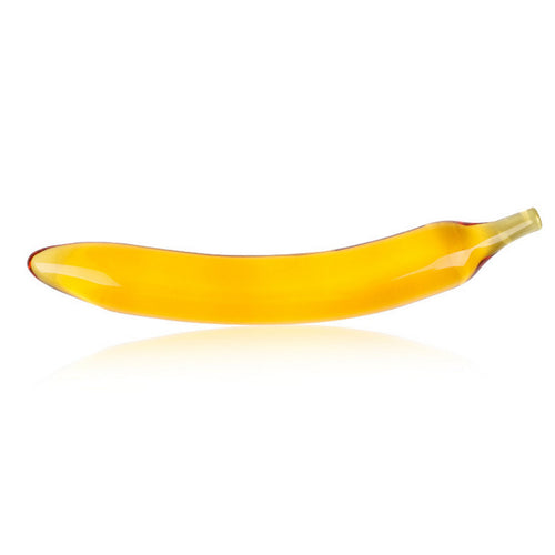 The Big Banana - The Glass Dildo @ theglassdildo.co.uk