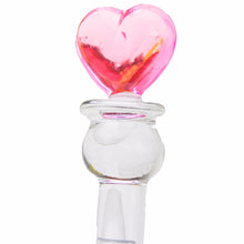 The Pink Heart - The Glass Dildo @ theglassdildo.co.uk