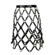 The Harajuku Harness Skirt - The Glass Dildo @ theglassdildo.co.uk