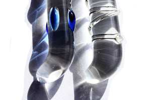 The G Spot Duel - The Glass Dildo @ theglassdildo.co.uk