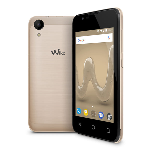 Wiko Sunny 2 Anthracite GOLD