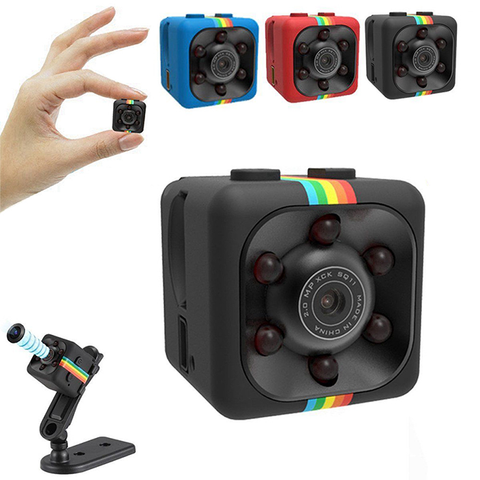 Mini Camera Full HD 1080P