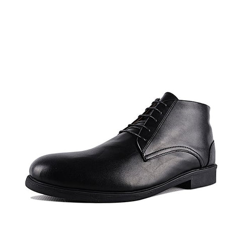 Steven's Bottines _ Noir