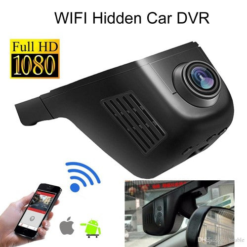 CAMERA DE VOITURE DVR 1080P FULL HD WIFI