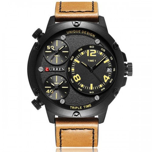MONTRE CURREN M-8262-3