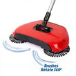 Broom Lazy Automatic Hand Push Broom Aspirateur multi-fonctions