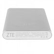 Original ZTE Heysroad 10000mAh Dual USB Argent sorties mobile Power Bank