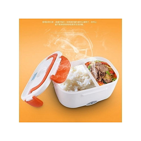 As Seen On TV ELECTRIC LUNCHBOX Boîte à Déjeuner Électrique Thermic Portable (220 V)