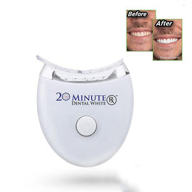 20 minute white smile