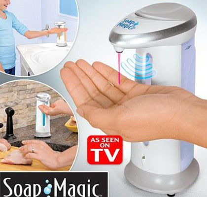 soap magic