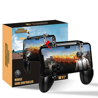 Manette de jeu PUBG Mobile Wireless W11+ Gamepad Controller Remote pour iPhone Android