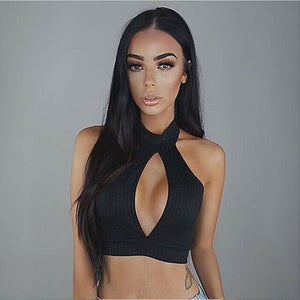 New Summer Women Sexy Off-shoulder Tube Crop Tops Strapless Bra Tank  Vests