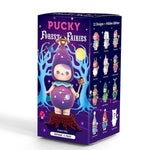 POP MART Pucky Forest fairies Toys figure blind box birthday figure free shipping