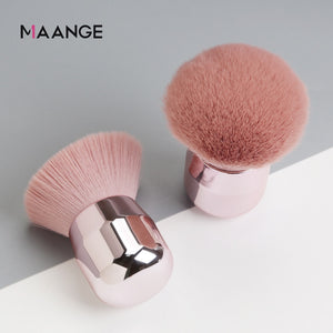 Big Size Makeup Brushes Loose Power brush Soft Cream for foundation Face Blush Brush Professional Large Cosmetics Make Up Tools
