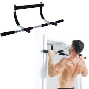Heavy Duty Doorway Chin Pull Up Bar Exercise Fitness Gym Home Door Mounted Household tool parts Door Chin Up Bar