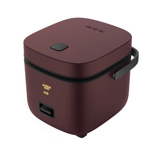Mini Electric Rice Cooker Intelligent Automatic Household Kitchen Cooker 1-2 People Small Electric Rice Cookers 1.2L