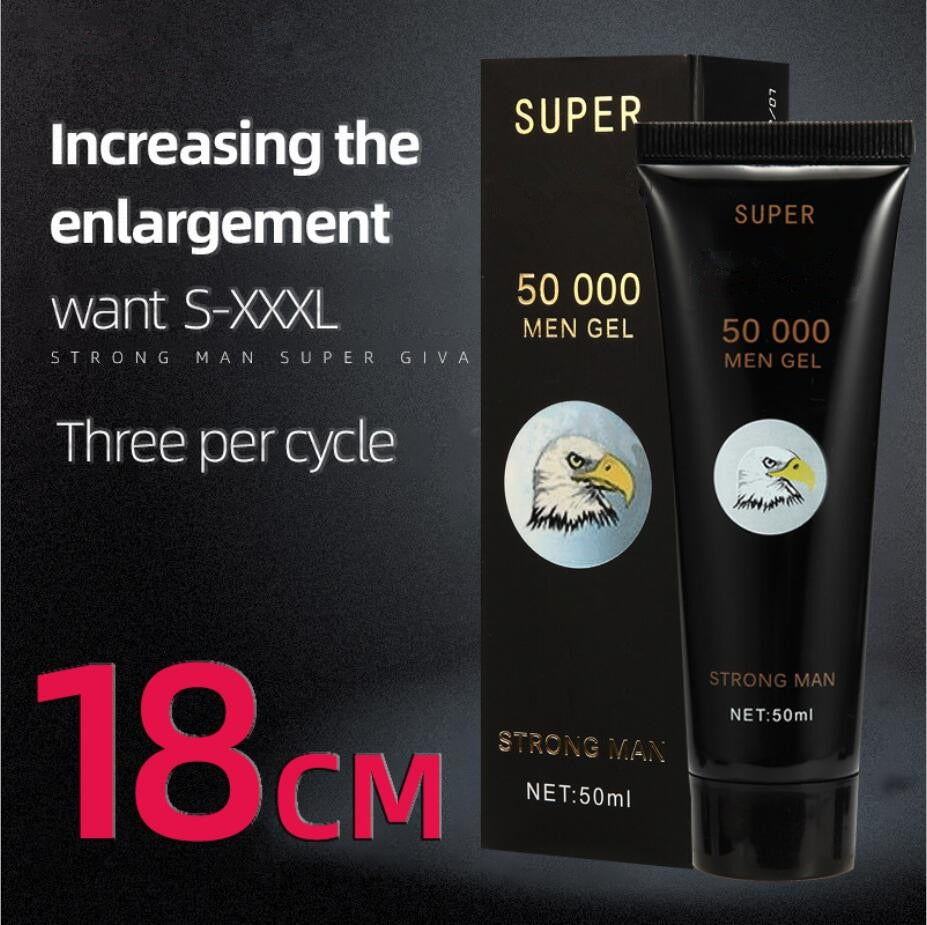 Great enlargement essential oils cream cock thickening permanent growth aphrodisiac delay ejaculation for man 50ml