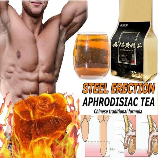 Tonic Tea Viagra For Men Increases Sexuality Improve Sexual Function Strong Erections Increase length Male Enhancement Tea detox