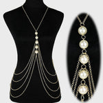 fashion Chain necklace Women Necklaces&Pendants Layered Punk Long  Necklace 2017 Female jewelry